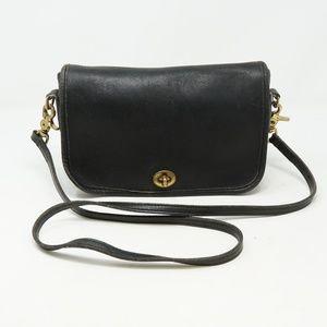 Vintage COACH Penny Pocket Bag 9755